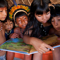 Xingu Indians of Brazil