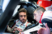 June 10-16, 2019: 24 hours of Le Mans. 8 Sébastien Buemi, Toyota Gazoo Racing, TOYOTA TS050 - HYBRID, 8 Fernando Alonso, Toyota Gazoo Racing, TOYOTA TS050 - HYBRID
