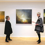 7.2.2019 Solomon Gallery Margaret Egan opening