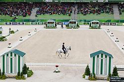 Manuel Veiga, (POR), Ben Hur Da Broa - Grand Prix Team Competition Dressage - Alltech FEI World Equestrian Games™ 2014 - Normandy, France.<br /> © Hippo Foto Team - Leanjo de Koster<br /> 25/06/14