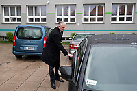 19.04.2012 Bialystok Minister Sprawiedliwosci Jaroslaw Gowin (PO) spotkal sie z bialostockimi spoldzielcami, gdzie rozmawial nt zmian w prawie spoldzielczym N/z Jaroslaw Gowin fot Michal Kosc / AGENCJA WSCHOD