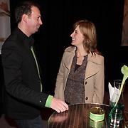 NLD/Hilversum/20080115 - NCRV Voorjaarspresentatie 2008, Jochem van Gelder en Jetske van den Elsen