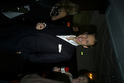 NICK KNIGHT, Vogue's Celebration of Fashion Dinner in association with Creme de la Mer. the Albermarle, Browns Hotel. Albermarle st. London. 18 September 2008. *** Local Caption *** -DO NOT ARCHIVE-© Copyright Photograph by Dafydd Jones. 248 Clapham Rd. London SW9 0PZ. Tel 0207 820 0771. www.dafjones.com.