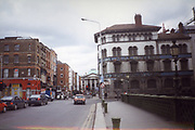 Old Dublin Amature Photos 1999 WITH, sunlight chambers, parlement st, Old amateur photos of Dublin streets churches, cars, lanes, roads, shops schools, hospitals