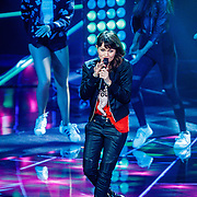 NLD/Hilversum/20160129 - Finale The Voice of Holland 2016, Jennie Lena