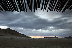 NAMIBIA NAUKLUFT 19APR14 - View from the veranda of a chalet at the Desert Homestead Lodge, Naukluft National Park, Namibia.<br /> <br /> <br /> <br /> jre/Photo by Jiri Rezac<br /> <br /> <br /> <br /> © Jiri Rezac 2014