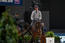 Kittel Patrik, SWE, Deja<br /> LONGINES FEI World Cup™ Finals Paris 2018<br /> © Dirk Caremans<br /> 12/04/2018