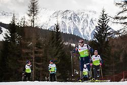 February 22, 2019 - Seefeld In Tirol, AUSTRIA - 190222 Eirik Brandsdal of Norway at a cross-country skiing training session during the FIS Nordic World Ski Championships on February 22, 2019 in Seefeld in Tirol..Photo: Joel Marklund / BILDBYRN / kod JM / 87881 (Credit Image: © Joel Marklund/Bildbyran via ZUMA Press)