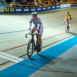 22-12-2019: Wielrennen: NK Baan Omnium: Apeldoorn<br /> Kirsten Wild pakt de titel in Apeldoorn op het omnium
