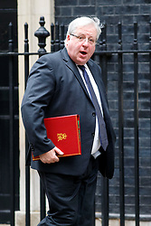 © Licensed to London News Pictures. 14/07/2015. London, UK. Transport Secretary, Patrick McLoughlin attending to a cabinet meeting in Downing Street on Tuesday, July 14, 2015. Photo credit: Tolga Akmen/LNP