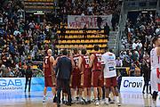 team venezia, tifosi venezia<br /> Grissin Bon Pallacanestro Reggio Emilia - Umana Reyer Venezia<br /> Lega Basket Serie A 2016/2017<br /> Bologna, 23/10/2016<br /> Foto Ciamillo-Castoria