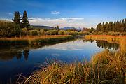 Beaverhead Mountains, Montana.