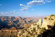 View from the south rim of the Grand Canyon National Park, Arizona