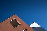 architecture, buildings, brick, render, hospital, Gloucester