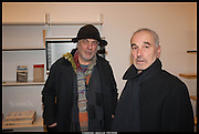 RON ARAD; GABRIELE KLASMER, Design is a State of Mind: Martino  Gamper, Serpentine Sackler Gallery, Kensington Gdns. London. 4 March 2014.