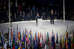President IOC Bach Thomas, Opening ceremony<br /> Olympic Games Rio 2016<br /> © Hippo Foto - Dirk Caremans<br /> 05/08/16