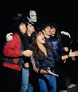 Anthrax the London Dungeon