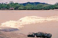 Río Orinoco, Amazonas, Venezuela.
