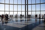 View from Mori Tower in Roppongi Hills Tokyo