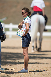 Leprevost Penelope, FRA<br /> Training session<br /> Olympic Games Rio 2016<br /> © Hippo Foto - Dirk Caremans<br /> 13/08/16