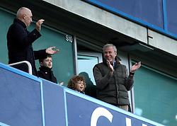 Chelsea Owner Roman Abramovich - Mandatory byline: Robbie Stephenson/JMP - 10/01/2016 - FOOTBALL - Stamford Bridge - London, England - Chelsea v Scunthrope United - FA Cup Third Round