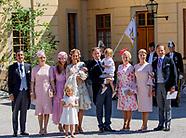 Christening Princess Adrienne, Stockholm 08-06-2018