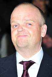 © Licensed to London News Pictures. 06/02/2012.  England. Toby Jones attends the Evening Standard Film Awards at County Hall westminster London Photo credit : ALAN ROXBOROUGH/LNP