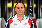 Caversham, Great Britain, Mark BANKS. GB Rowing media day at the Redgrave Pinsent Rowing Lake. GB Rowing Training centre. Wednesday  27/02/2013    [Mandatory Credit. Peter Spurrier/Intersport Images]