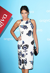 @ London News Pictures. Lisa Snowdon at the  Arqiva Commercial Radio Awards, The Westminster Bridge Park Plaza Hotel, London UK, 03 July 2013. Photo by Richard Goldschmidt/LNP