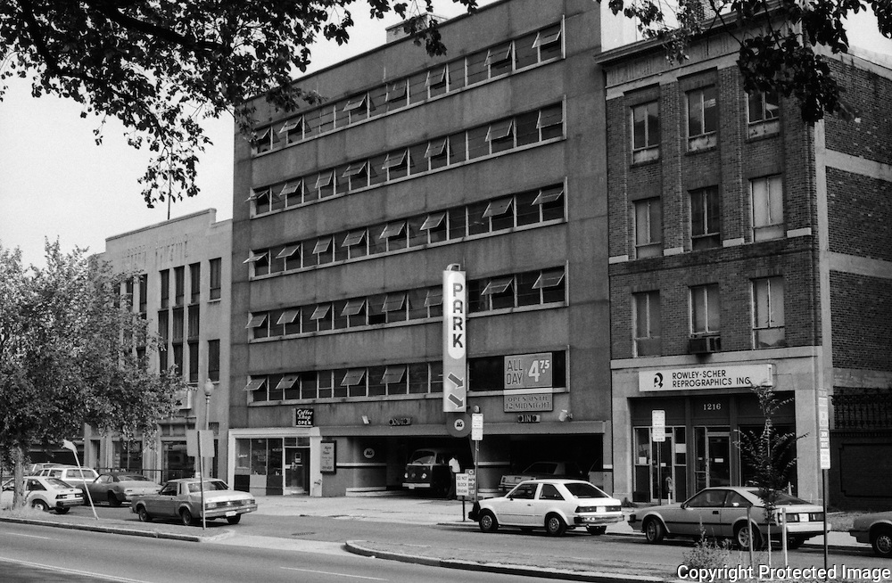 1214 M Street NW Washington DC, AG Garage, Rowley-Scher Reprographics