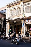 Shophouse, Phuket Old Town