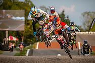 #313 (KIMMANN Niek) NED TeamNLat Round 8 of the 2019 UCI BMX Supercross World Cup in Rock Hill, USA