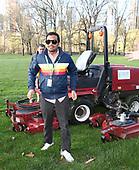 Central Park Lawn Mowing Event