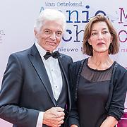 NLD/Amsterdam/20170924 - Première Was Getekend, Annie M.G. Schmidt, Ben Cramer en partner Carla de Waal