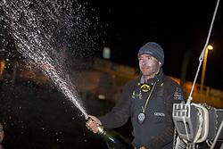 June 6, 2017 - Gijon, ESPAGNE - Nicolas Lunven (Generali) vainqueur de la 1ere etape de la Solitaire Urgo Le Figaro 2017 entre Bordeaux et Gijon - Gijon le 06/06/2017 (Credit Image: © Panoramic via ZUMA Press)