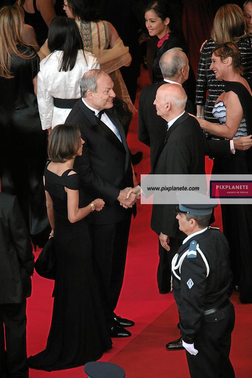 Ouverture du 60 ème Festival de Cannes - 16/05/2007 - JSB / PixPlanete