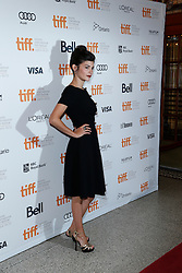 Actress AUDREY TAUTOU at the Elgin Theatre for the 'Therese Desqueyroux' Premiere at the 2012 Toronto International Film Festival, September 11th, 2012. Photo by David Tabor/i-Images.