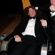 Miljonairfair 2004, Erik de Zwart in relaxstoel