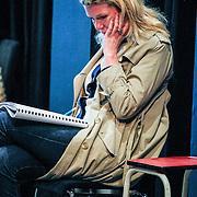 NLD//Amsterdam20160415 - Persdag toneelstuk In de Ban van Broadway, Tjitske Reidinga