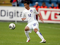 Fotball , 1. juni 2006 , Privatkamp , Norge - Sør-Korea ,<br /> Young-Pyo Lee , Korea<br /> Norway - Korea Republic