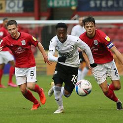 Crewe Alexandra v Peterborough United
