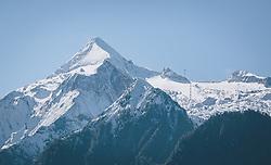 THEMENBILD - der erste Schnee am Kitzsteinhorn, aufgenommen am 08. Oktober 2020, Kaprun, Österreich // the first snow on the Kitzsteinhorn glacier on 2020/10/08, Kaprun, Austria. EXPA Pictures © 2020, PhotoCredit: EXPA/ Stefanie Oberhauser