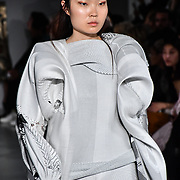 Designers showcases its latest collection at Fashion Scout SS20 - Ones To Watch - Day 1 at London Fashion Week - Day 1 on 13 September 2019, London, UK
