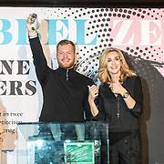 NLD/Amsterdam/20190221- boekpresentatie Daphne Deckers:  'Dubbel Zes', Winnaar van de Rolex die door Gassan Diamonds beschikbaar werd gesteld