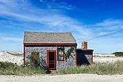 Beach cottage, Truro, Cape Cod, Massachusetts, USA