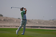 Fabrizio Zanotti (PAR) on the 9th during Round 3 of the Oman Open 2020 at the Al Mouj Golf Club, Muscat, Oman . 29/02/2020<br /> Picture: Golffile   Thos Caffrey<br /> <br /> <br /> All photo usage must carry mandatory copyright credit (© Golffile   Thos Caffrey)