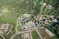 Teton Village and Jackson Hole Mountain Resort.