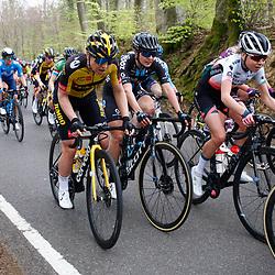 01-05-2021: Wielrennen: Elsy Jakobs 2: Luxembourg: Nancy van der Burg