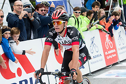 Jan Polanc (SLO) of UAE Team Emirates during Stage 3 of 24th Tour of Slovenia 2017 / Tour de Slovenie from Celje to Rogla (167,7 km) cycling race on June 16, 2017 in Slovenia. Photo by Vid Ponikvar / Sportida