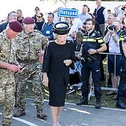 NLD/Ede/20190921- Prince Charles en Prinses Beatrix bij herdenking Airborne, Prins Charles en Prinses Beatrix